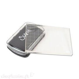 Sizzix accessoire encre pad & bloc acrylique