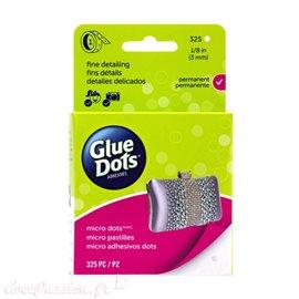 Glue Dots 325 Micro dots 3mm en rouleau