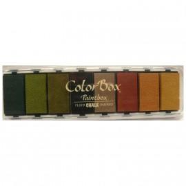 Encreur tampon Chalk automne