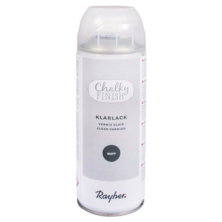 Vernis Spray Chalky finish vernis clair mat 400ml