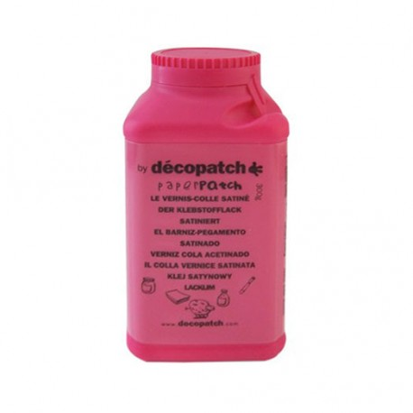 Vernis colle décopatch grand pot 300g