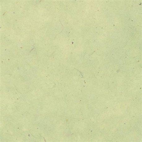 Papier népalais lokta lamaLi vert d'eau aqua