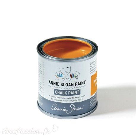 Peinture Chalk Paint Annie Sloan Barcelona Orange 1L