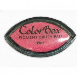 Encreur tampon Color Box oeil de chat pink