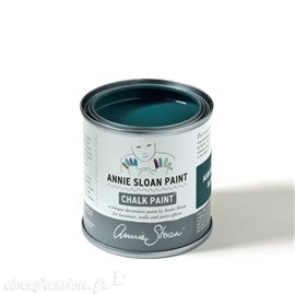 Peinture Chalk Paint Annie Sloan Aubusson Blue 120ml