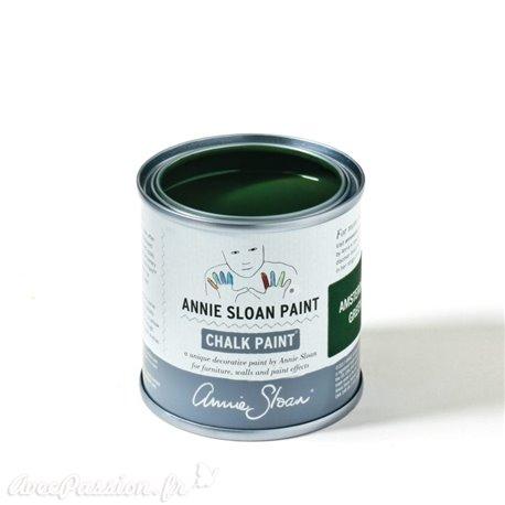 Peinture Chalk Paint Annie Sloan Amsterdam Green 120ml