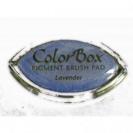 Encreur tampon Color Box oeil de chat lavender