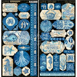 Tag scrapbooking graphic45 ocean blue