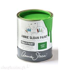 Peinture Chalk Paint Annie Sloan Antibes Green 1L