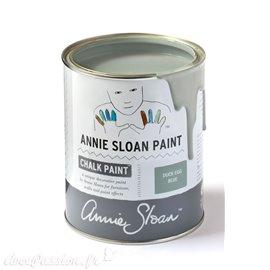 Peinture Chalk Paint Annie Sloan Duck Egg Blue 1L