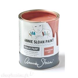Peinture Chalk Paint Annie Sloan Scandinavian Pink 1L