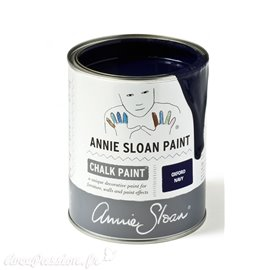 Peinture Chalk Paint Annie Sloan Oxford Navy ---