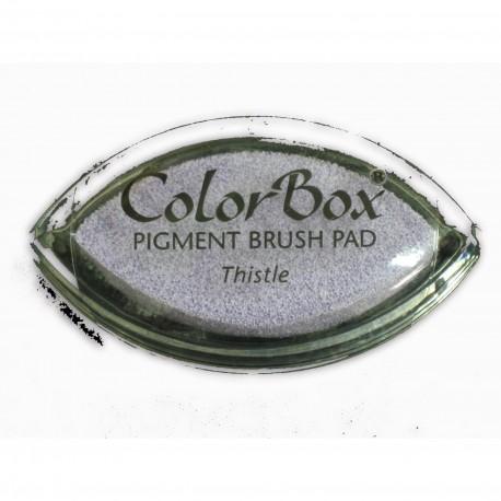 Encreur tampon Color Box oeil de chat thistle