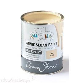 Peinture Chalk Paint Annie Sloan Old Ochre 1L