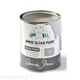 Peinture Chalk Paint Annie Sloan Chicago Grey 1L
