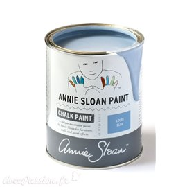 Peinture Chalk Paint Annie Sloan Louis Blue 1L