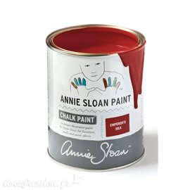 Peinture Chalk Paint Annie Sloan Emperor's Silk 1L