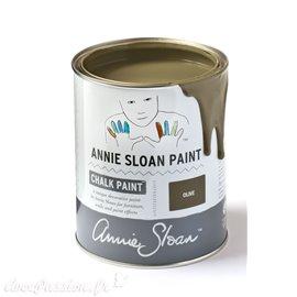 Peinture Chalk Paint Annie Sloan Olive 1L