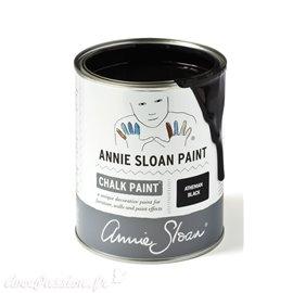 Peinture Chalk Paint Annie Sloan Athenian Black