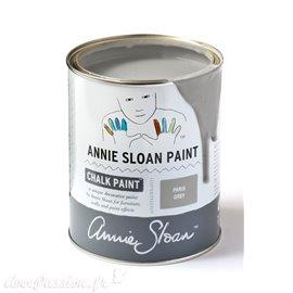 Peinture Chalk Paint Annie Sloan Paris Grey 1L