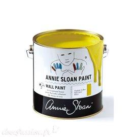 Peinture Wall Paint Annie Sloan English Yellow 2,5L