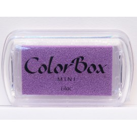 Encreur tampon Color Box mini lilac
