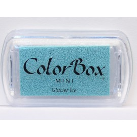 Encreur tampon Color Box mini glacier ice
