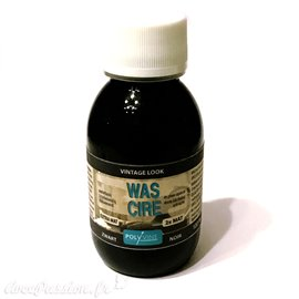 Vernis Cire noir 100ml