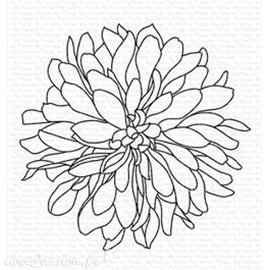Tampon Clear Stamps My Favorite Things Beautiful Bloom