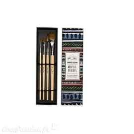 Pinceau Annie Sloan Detail Brushes Set