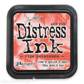 Encre distress Ranger Tim Holtz ripe persimmon
