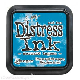 Encre distress Ranger Tim Holtz mermaid lagoon