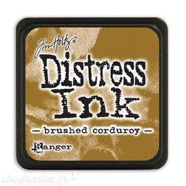 Encre distress mini Ranger Tim Holtz brushed corduroy