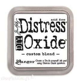 Encre distress Oxide Ranger Tim Holtz it yourself pad
