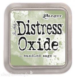 Encre distress Oxide Ranger Tim Holtz bundled sage
