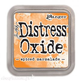 Encre distress Oxide Ranger Tim Holtz spiced marmalade