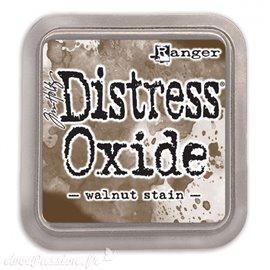 Encre distress Oxide Ranger Tim Holtz walnut stain