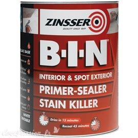 Primaire anti tanin anti odeur Zinsser BIN 1L