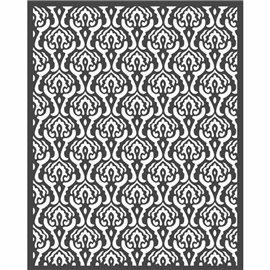 Pochoir décoratif Stamperia textur n°1 20x25cm