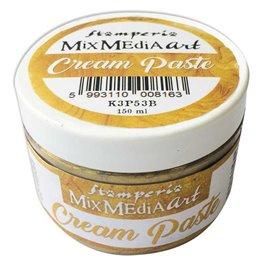 Pâte pour moule souple doré Stamperia Cream Paste