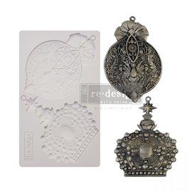 Moule ReDesign en silicone flexible Victorian Adornments