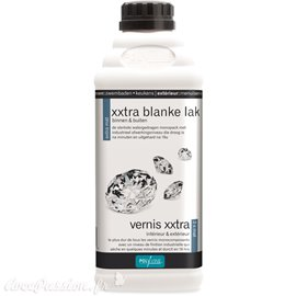 Vernis Xxtra Intérieur / Extérieur Polyvine Extra mat 1L