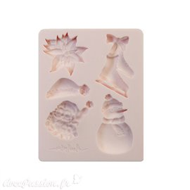 Moule Prima Marketing Sugar Cookie Christmas 9x11cm