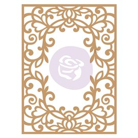 Embellissements en bois Chipboard Prima Marketing Vine Frame