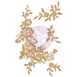 Embellissements en bois Chipboard X Prima Marketing