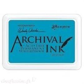 Tampon encreur Archival Ink Ranger Bluebird