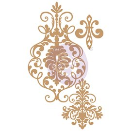 Embellissements en bois Chipboard 647315 Prima Marketing
