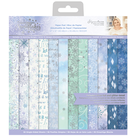 Papier scrapbooking 30x30 assortiment X Xf