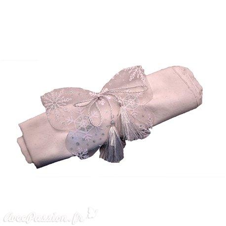 Feuilles créapop Hobbyfun gabarit porte serviette papillon