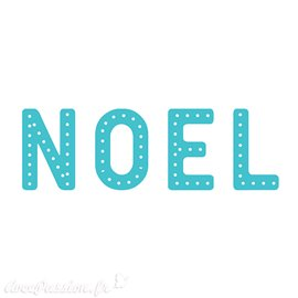 Tampon clear stamps Simply Creative Noel Large 8x3cm